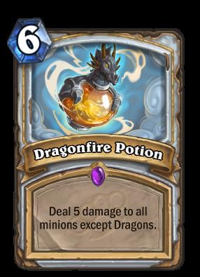 Dragonfire Potion Card Image