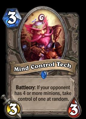 Mind Control Tech Card Image
