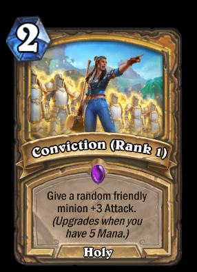 Conviction (Rank 1) Card Image