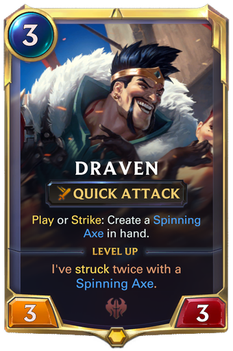 Draven Card Image