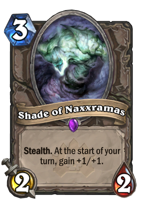 Shade of Naxxramas Card Image