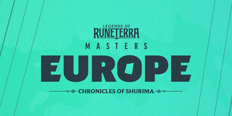 What to Watch This Weekend in Runeterra Esports - Seasonal Playoffs & Masters Europe