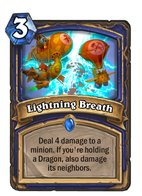 Lightning Breath Card Image