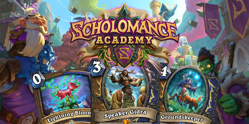 Our Thoughts on Hearthstone's Scholomance Academy Druid/Shaman Dual Class Cards