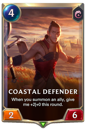 Coastal Defender Card Image