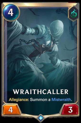 Wraithcaller Card Image