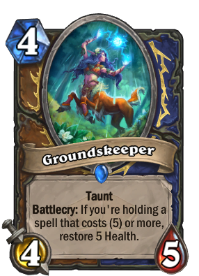 Groundskeeper Card Image