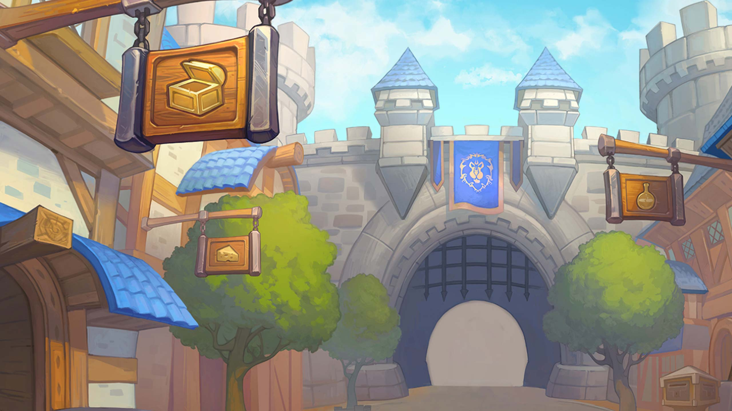 A Roundup of News Related to Hearthstone's United in Stormwind Expansion and Upcoming Content
