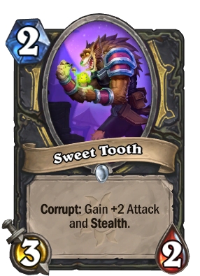 Sweet Tooth Card Image