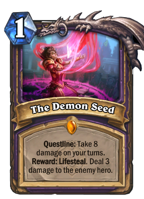The Demon Seed Card Image
