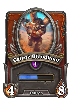 Cairne Bloodhoof Card Image