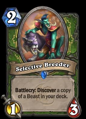 Selective Breeder Card Image