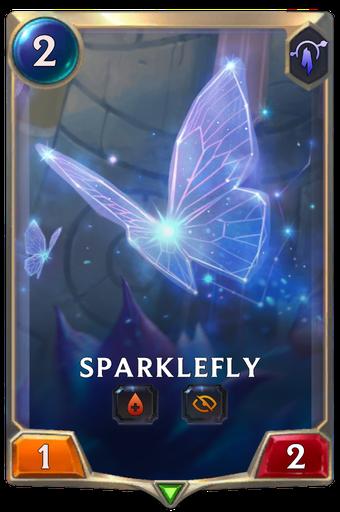 Sparklefly Card Image