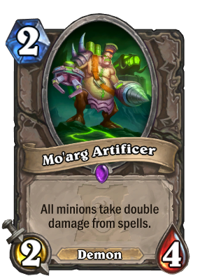 Mo'arg Artificer Card Image