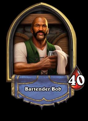 Bartender Bob Card Image