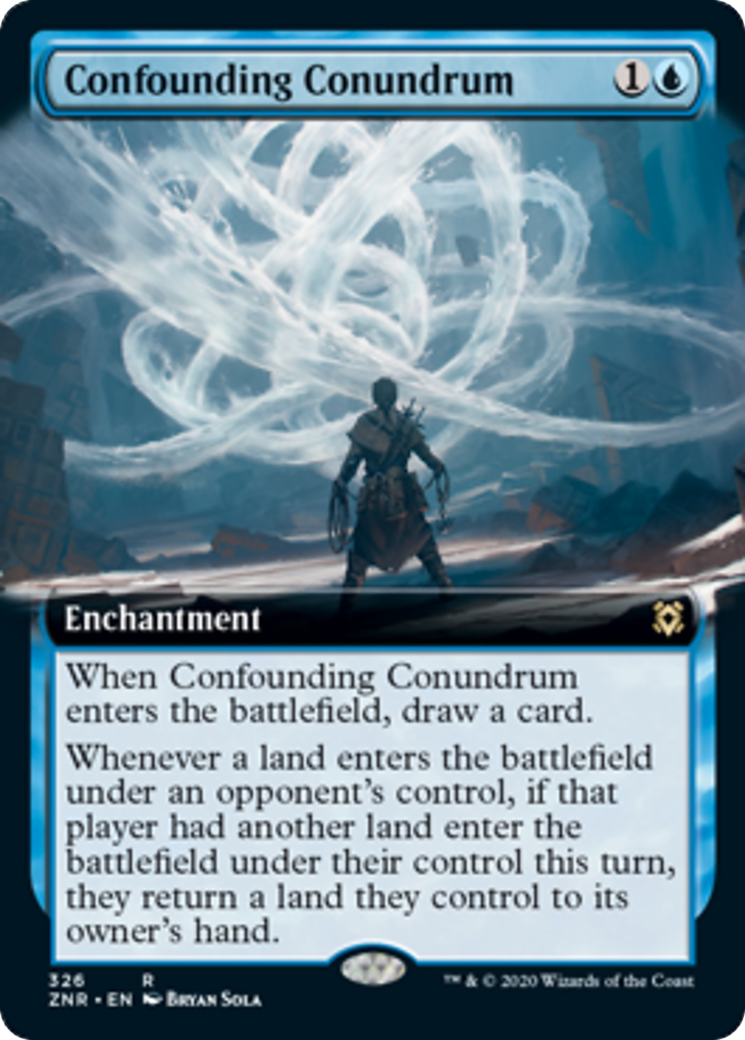 Confounding Conundrum Card Image