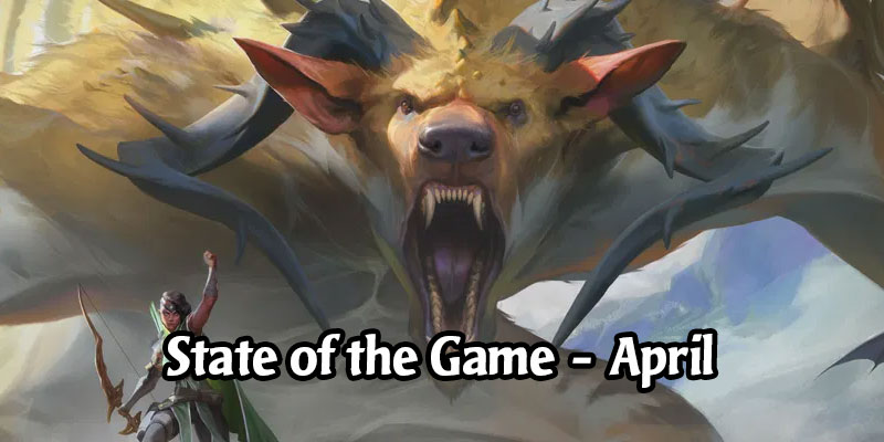 Magic Arena Releases Their April 2020 State of the Game - Player Draft Comes to Arena, Friday Night Magic Continues