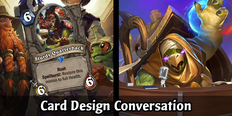 Card Design Conversation - Contained Exploration