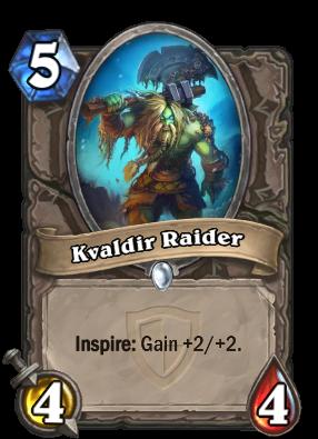 Kvaldir Raider Card Image