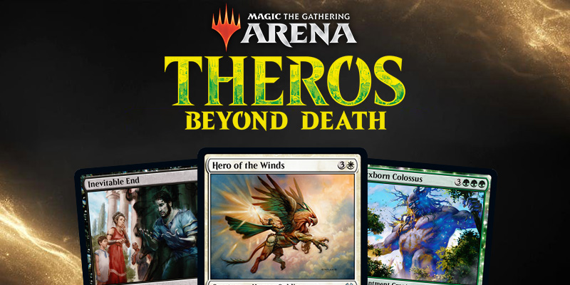 MTG Arena - Theros: Beyond Death Card Spoilers December 13