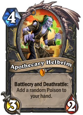 Apothecary Helbrim Card Image