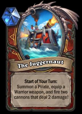 The Juggernaut Card Image
