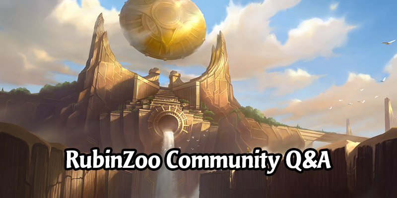 Runeterra's RubinZoo Answers Community Questions - Event Pass, Regions, Aphelios, Buried Sun Disc