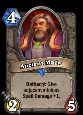 Ancient Mage Card Image