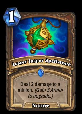 Lesser Jasper Spellstone Card Image