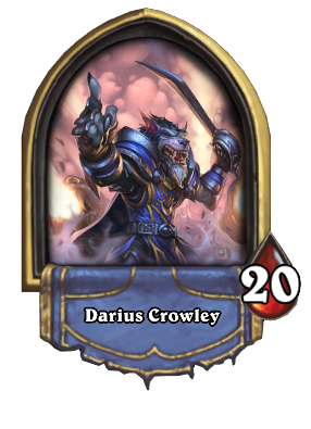 Darius Crowley Card Image