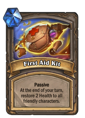 First Aid Kit Card Image