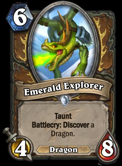 Emerald Explorer Card Image