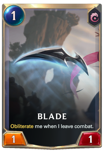 Blade Card Image