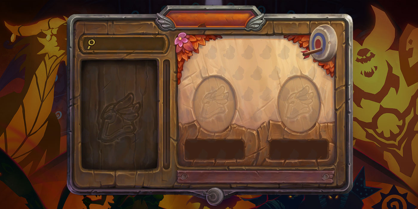 Hearthstone Mercenaries Goes Full Pokemon - The Training Hall Brings Daycare to Level Up Your Mercenaries Automatically