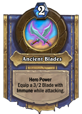 Ancient Blades Card Image