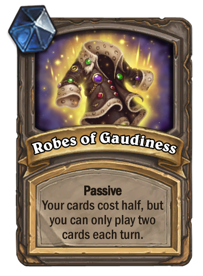 Robes of Gaudiness Card Image