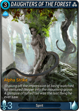Daughters of the Forest Card Image