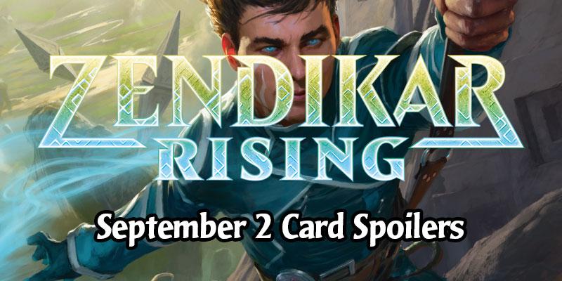 Zendikar Rising Card Spoilers for September 2