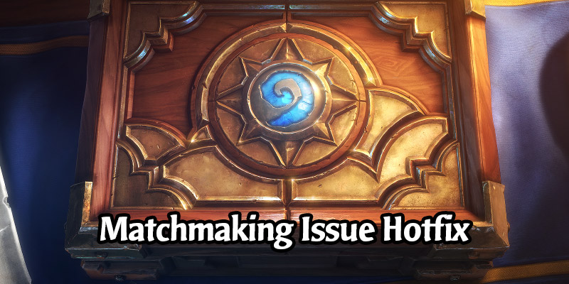 Blizzard Has Released a Hotfix to Address Forged in the Barrens Matchmaking Issues & Issues With Secrets