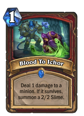 Blood To Ichor Card Image