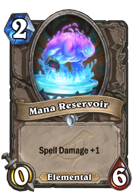 Mana Reservoir Card Image