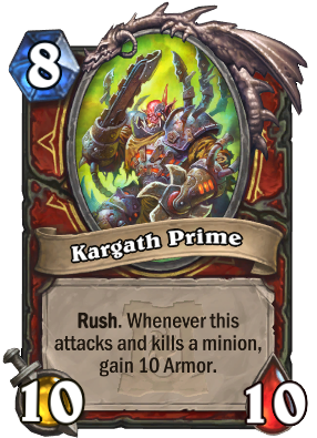 Kargath Prime Card Image