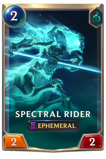 Spectral Rider Card Image