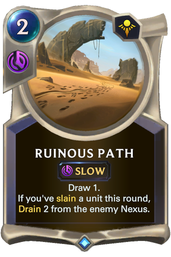 Ruinous Path Card Image