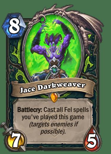 Jace Darkweaver Card Image