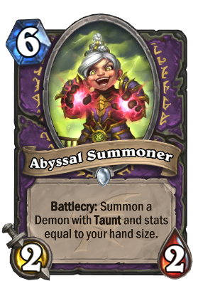 Abyssal Summoner Card Image