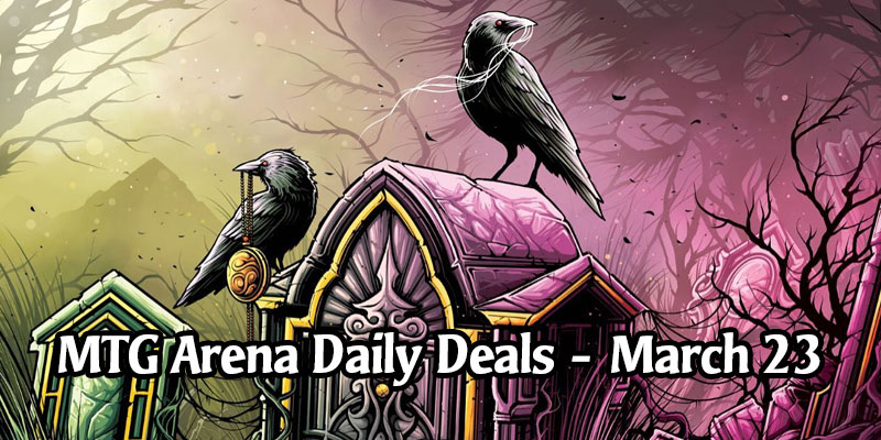 Daily Store Deals in MTG Arena for March 23, 2020 - 33% Off Life from the Loam Sleeve