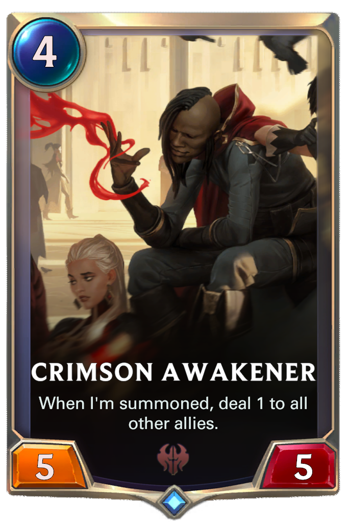 Crimson Awakener Card Image