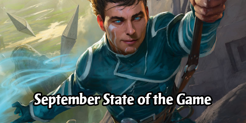 MTG Arena State of the Game September 2020 - Zendikar Rising Launch, Kaladesh Remastered by End of Year, In-Game Emotes