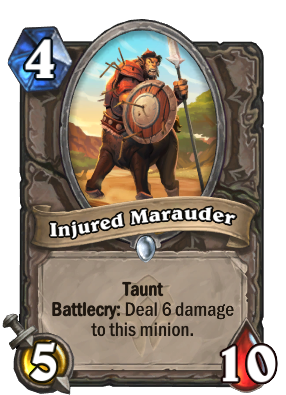 Injured Marauder Card Image